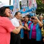 批民進黨出奧步 侯友宜諷:台灣政治讓人最難過的就是有人不願意交棒