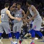 NBA》巴特勒費城首戰28分 76人球迷度過快樂星期五