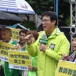 台北市長選戰》姚文智:支持丁守中就是支持胡錦濤、江澤民