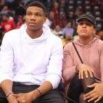 NBA》「字母哥」體能超勁爆 找女友也要運動員?!
