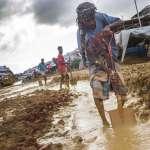 被連根拔除的民族》幾被世人遺忘的全球最大難民營:面對洪災與疫情考驗的百萬羅興亞人