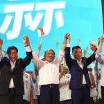 鄭文燦:民主不是敵我戰爭,不需要夜襲