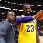 NBA》老東家之旅第一站 詹皇拿本季新高51分撲滅熱火