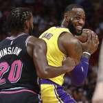 NBA》談離開騎士加盟湖人 詹姆斯:厄文的離開是這一切的開始