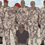 男性留爆炸頭?剃光!女性穿長褲上街?逮捕!可怕的蘇丹「時尚警察」
