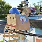 會跑還能載人!日本高中文化祭中,「自製雲霄飛車」相繼登場