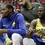 NBA》勇士內鬨暫告一段落 杜蘭特離隊與否不受影響