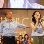 韓國瑜李佳芬自拆農舍 林濁水酸:選總統比副總統偉大,趕快拆但也不能拆太多