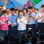 台中市長選舉》當選後送利多 盧秀燕宣布:台中市民明年起免費賞花博
