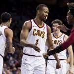 NBA》騎士爆冷贏球客場首勝 送76人主場首敗