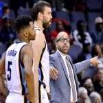 NBA》談及與前灰熊教練費茲戴爾的心結 小加索:兩人已經沒事了