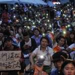 平權公投挫敗.高雄同志遊行2萬人上街 呂欣潔:350萬人支持平權,將來會翻倍