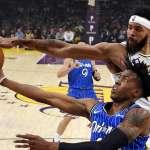 NBA》湖人8天內兩度敗給魔術 3連勝喊卡
