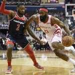 NBA》哈登飆本季新高54分 火箭延長賽仍不敵巫師