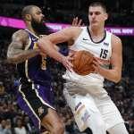 NBA》金塊血洗湖人32分 創交手最大分差紀錄