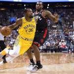 NBA》總冠軍賽提前開打?!勇士杜蘭特51分延長賽仍不敵暴龍
