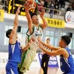 籃球》杜譽城、羅傑合體48分22籃板 萬能2度延長奪一級首勝