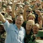 閻紀宇專欄:締造外交偉業、陷入經濟困境、樹立領袖典範──美國第41位總統老布希