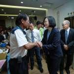 魏明谷連任失利 蔡英文再度致歉:民進黨團隊重整已展開