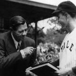 MLB》時代的眼淚 老布希和貝比魯斯曾經留下珍貴歷史合影