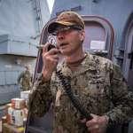震驚!美國海軍第五艦隊司令、三星中將史蒂爾尼在官邸自殺身亡