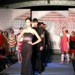 烏來泰雅編織時尚show 擦出流行時裝火花