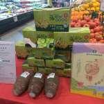 吃在地食當季 大安葱、大安溪芋頭進軍超市