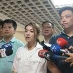 「她不是大柯黑」北市立委補選、民進黨市議員連署籲中央徵召顏若芳