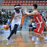 籃球》籃壇震撼彈 達欣表態不打職籃