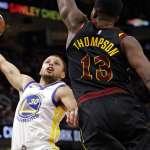 NBA》去年冠軍賽戲碼再度上演 勇士輕鬆打垮騎士