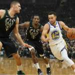 NBA》勇士作客10分烹鹿 三分線外高下立見