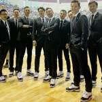 籃球》夢想家領隊陳建州自套腰包 送AJ新鞋款感謝教練團