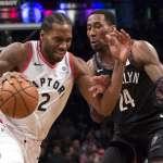 NBA》暴龍雷納德32分做白工 東區霸主延長賽爆冷輸籃網