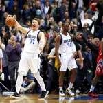 NBA》唐西奇扮救世主降臨達拉斯 末節連得11分逆轉擊沉火箭