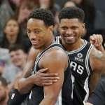 NBA》上周輸湖人、爵士 馬刺這周馬上討回來