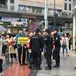 世界人權日前夕遭到宗教迫害 中國成都基督教會百人遭警方關押