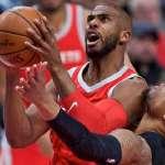 NBA》保羅大三元帶頭衝 助火箭中止3連敗
