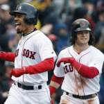 MLB》MVP貝茲改打第二棒 紅襪會更強大?