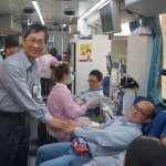 響應捐血善舉 號召員工挽袖捐熱血
