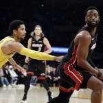 NBA》韋德引領後輩籃球路 湖人小將哈特:我穿3號都是為了他