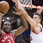 NBA》面對所有季末動向傳聞 雷納德專注於現在