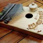 天使的琴音(上) 》如果音樂盒是世界上最純粹的聲音,那這小小的、源自南非的姆指琴,就是自帶水晶音效的神奇小樂器