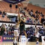 籃球》立陶宛射手愛德單場25分 台啤擊敗裕隆獨居第2