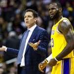 NBA》詹皇得分創本季新低 湖人無奈敗給巫師