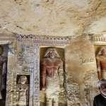 「今年發現的最美墓室!」埃及4400年前王室祭司安息之地出土 雕像保存完整 塵封千年鮮豔如初