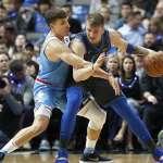 NBA》歐陸神童唐西奇襲捲聯盟 原本以為會加盟國王