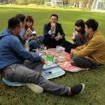 台中首次戶外「市長草地就職典禮」 盧秀燕:市民才是主角