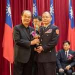 智慧警政成楷模 新北市警察局獲國家警光獎殊榮