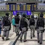 恐怖攻擊疑雲起!全德國14座國際機場發出安全警報