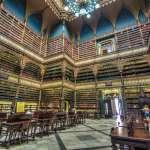 巴西里約有一座如霍格華茲學院的圖書館!《哈利波特》書迷影迷朝聖必去